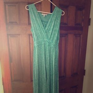 Casual and Comfi Maxi Dress